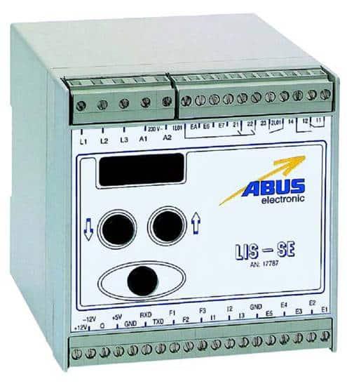 Controlador de sobrecarga Abus LIS SE