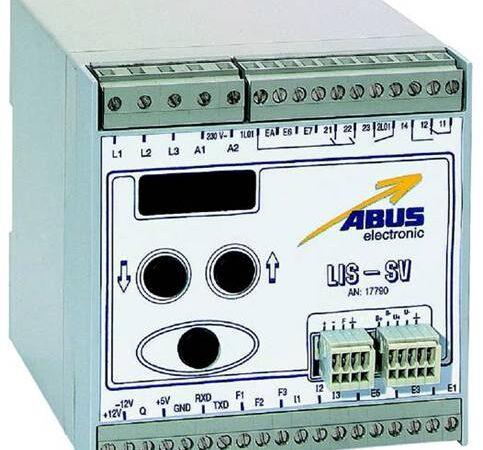 Controlador de sobrecarga Abus LIS SV