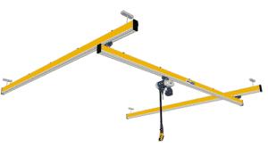 Sistema HB ABUS no modelo univiga, para cargas leves, EHB