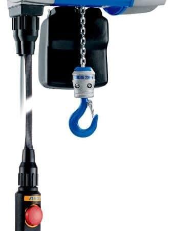 Talha elétrica de corrente Abus, modelo GM4