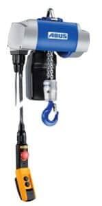 talha elétrica de corrente ABUS modelo GM4