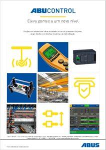 catálogo do sistema abucontrol da ABUS